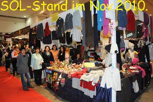 4SOL-Stand im Nov.2010 Kopie