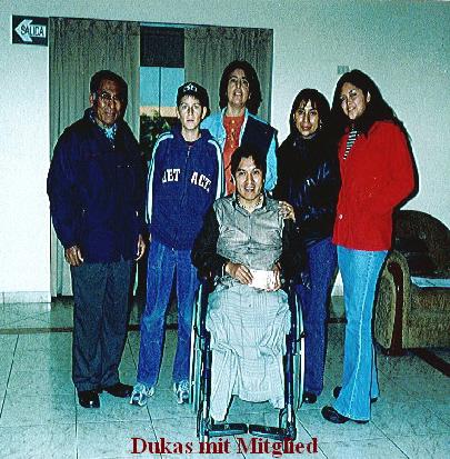 Dukas mit Mitglied